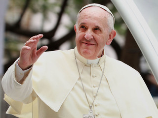 Pope Francis pushes for change to 'Our Father'