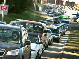 Most Thanksgiving travel crashes occur Wednesday