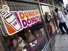 Dunkin' Donuts giving away free coffee today