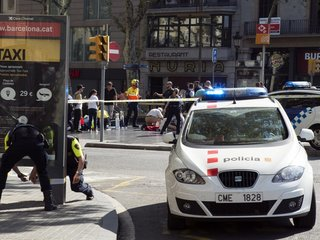 Spanish police say several killed in shootout