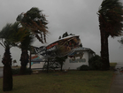 PHOTOS: Hurricane Harvey strikes Texas