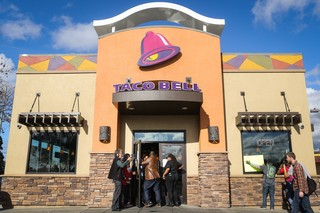 Taco Bell: America's Favorite Mexican restaurant