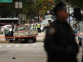Officials give more details in NYC terror attack