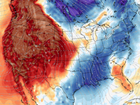 Thanksgiving weather: Hot in West, cold in East