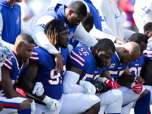 NFL, Players Reach Agreement To Fund Community Activism