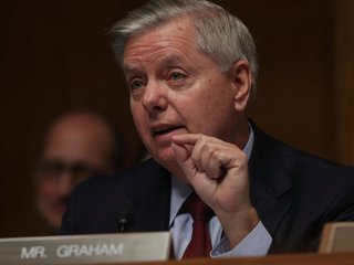 Graham thinks Trump could attack N. Korea