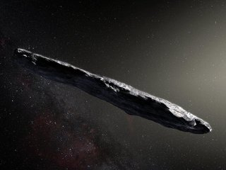 NASA discovers asteroid likely not a spaceship