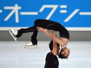 Skaters could be North Korea's only medal hope