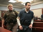 Larry Nassar faces accusers in hearing