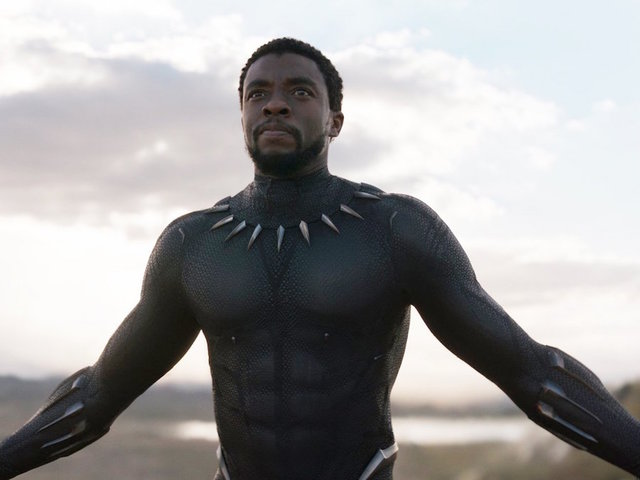 African fashion on display at early 'Black Panther' shows