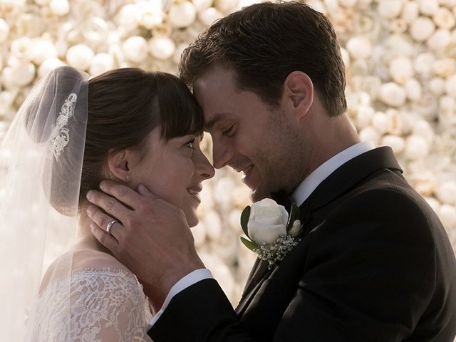 'Fifty Shades Freed' tops box office with $38.8M
