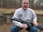 Video shows gun owner sawing AR-15 rifle in half