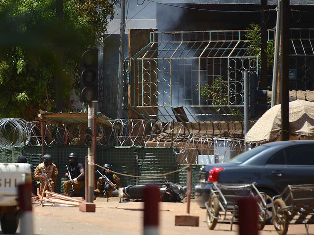 Burkina Faso Hit by Suspected Islamist Attack