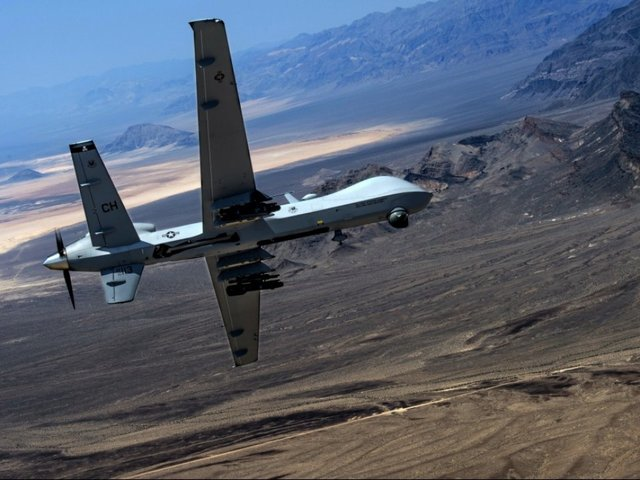 Google working on AI for Pentagon's project Maven to analyze drone footage