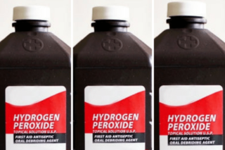 13 ways to use hydrogen peroxide