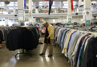 How to shop for used clothes, and why you should