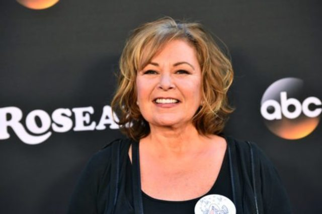 Trump celebrates the return to TV of Roseanne and 'people like us'