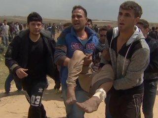Report: Israel won't investigate Gaza violence
