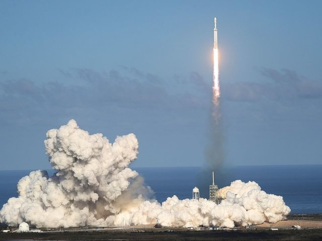 LIVE: SpaceX rocket launch from the Cape