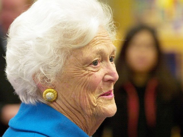 Former first lady Barbara Bush to be laid to rest in Houston