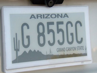 Digital license plates? Some states testing them