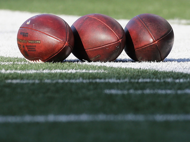 Child hurt during youth football game
