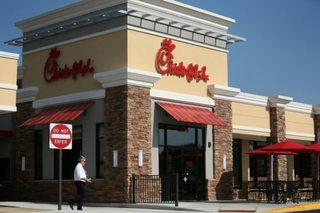 Chick-fil-A tops fast-food restaurant rankings
