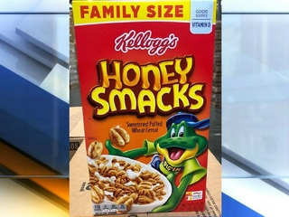 Salmonella outbreak linked to Honey Smacks