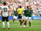 Earthquake possibly caused by soccer fans' cheer