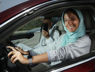 Driving ban ends for women in Saudi Arabia