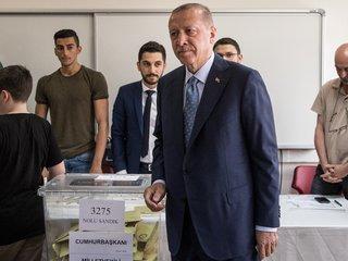 Turkey's Erdogan victorious in election