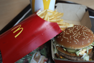 McDonald's to give away Big Macs for anniversary