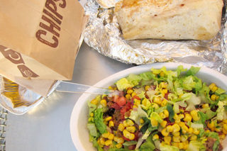 BOGO burritos at Chipotle for students Aug. 18