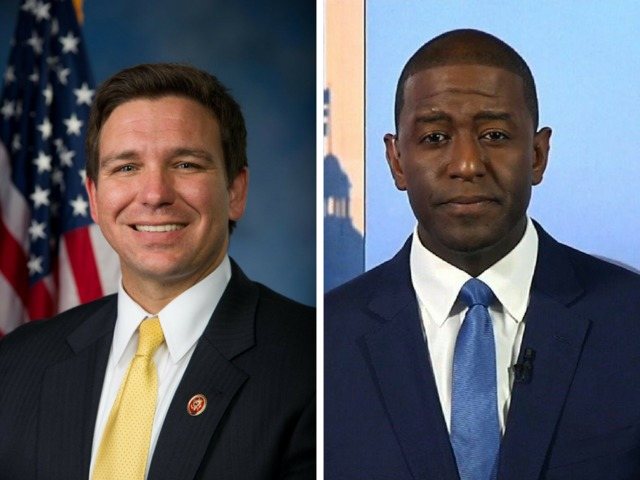 Andrew Gillum concedes in Florida governor race
