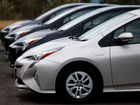 Toyota recalling cars at risk of catching fire