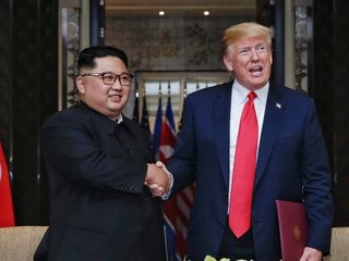 Summit with Kim Jong-Un at Mar-a-Lago?