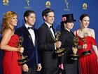 Netflix, Amazon make history at 2018 Emmys