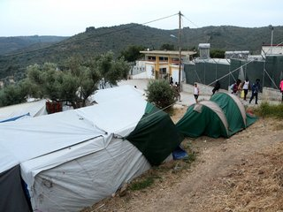 IRC concerned with Greek migrant camp conditions