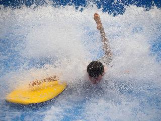Water resort tested for 'brain-eating amoeba'