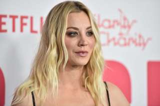 Kaley Cuoco will be the new Harley Quinn