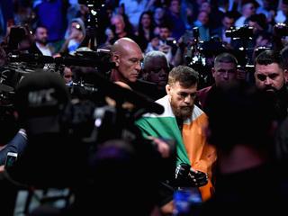 Conor McGregor's UFC comeback ends in defeat