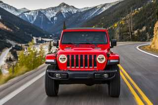 2018-19 Jeep Wranglers to be recalled