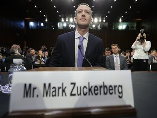 5 nations ask Facebook CEO to appear at hearing
