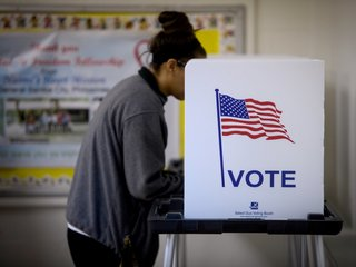 Here's how to check if your vote counted