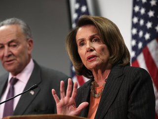 16 democrats oppose to Pelosi as House speaker