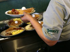 National-chain restaurants open on Christmas
