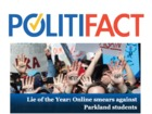 Politifact reveals the 'Lie of the Year'